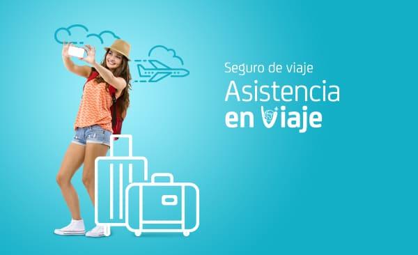 Seguro Asistencia en Viajes