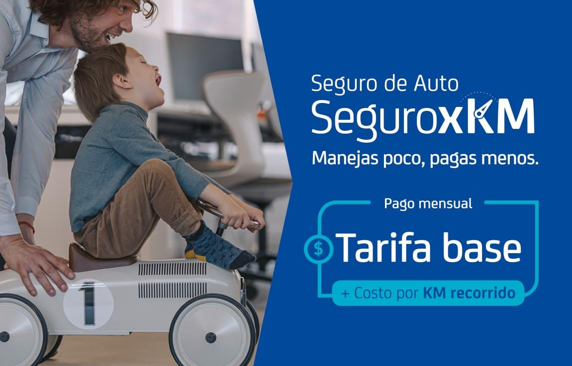 SEGUROS SURA PROMOCION SEGURO X KM