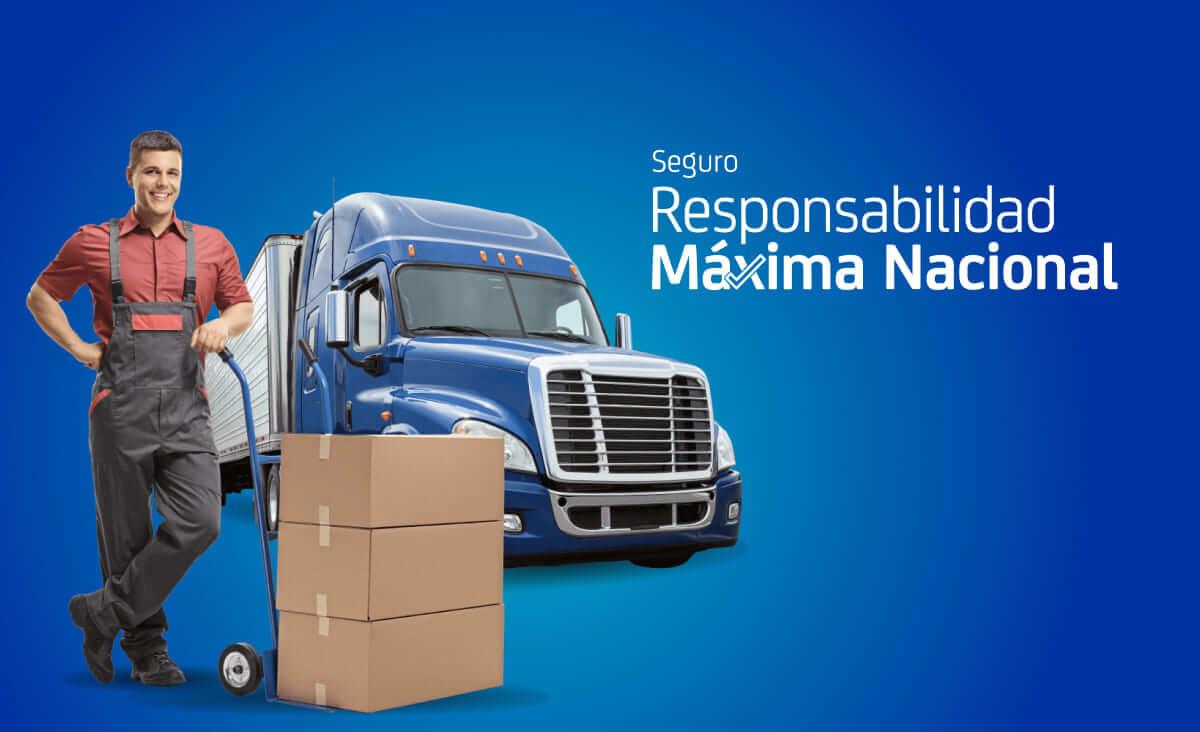 Seguro Responsabilidad Máxima Nacional