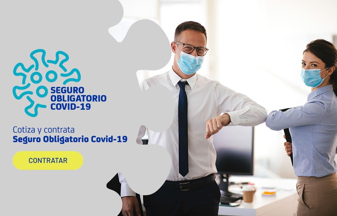 SEGUROS SURA SEGURO OBLIGATORIO COVID