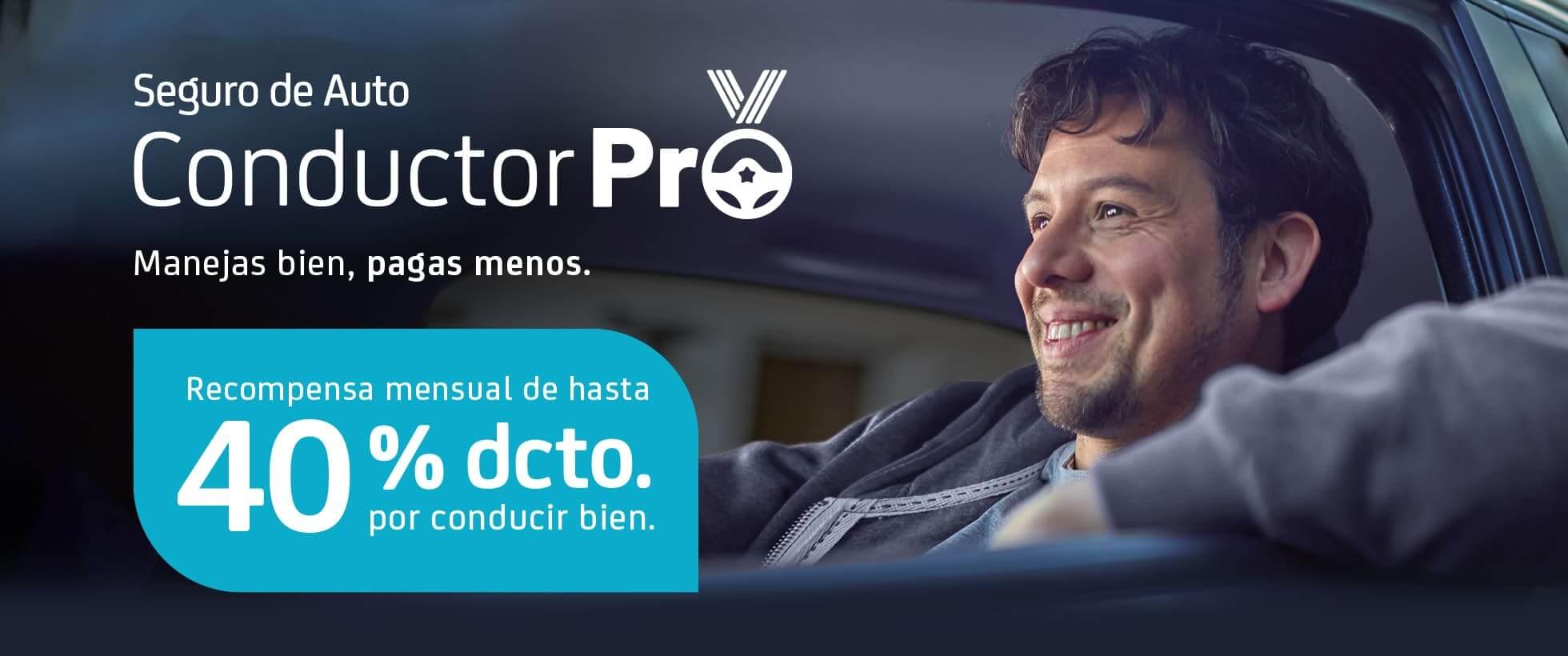 Sura promoción Conductor PRO