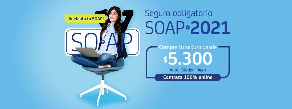 Sura promoción Seguros SOAP