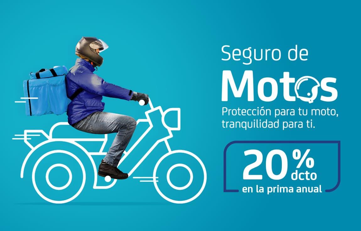 SEGUROS SURA SEGURO MOTOS