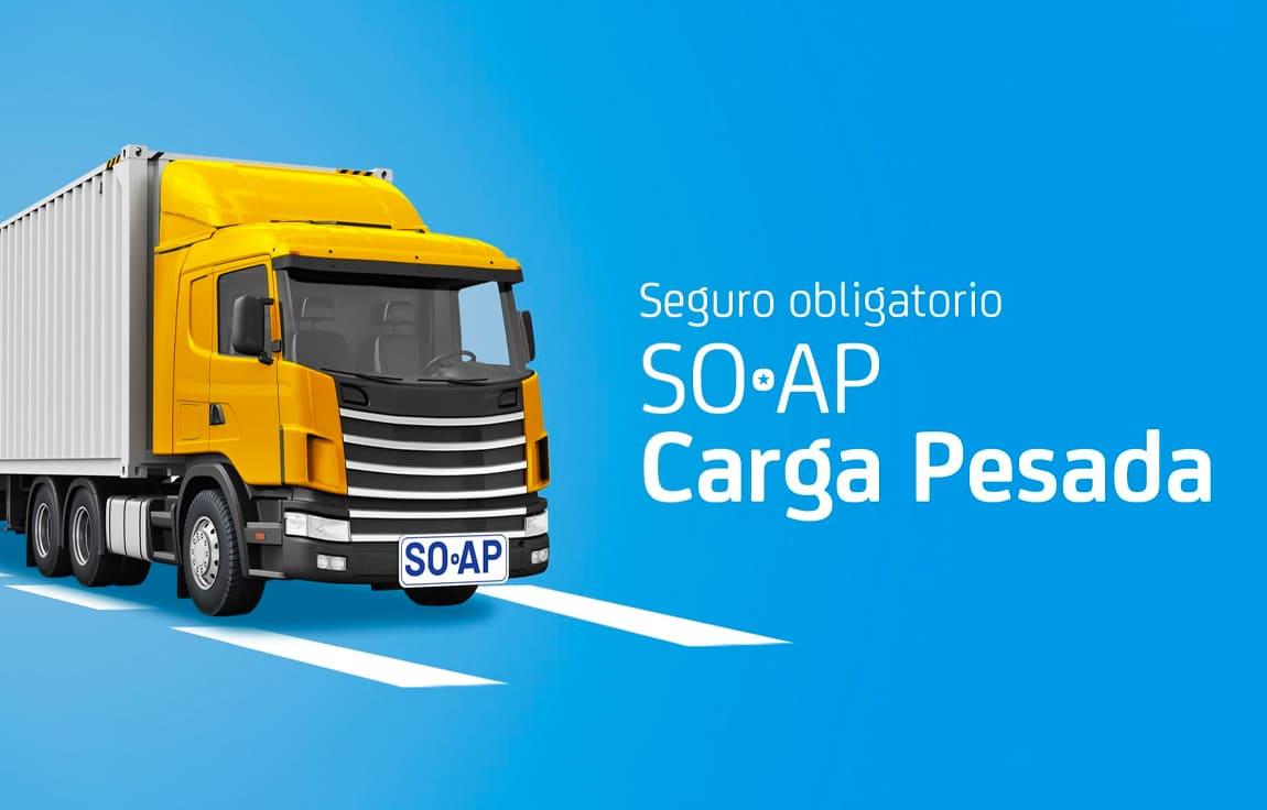 SEGUROS SURA PROMOCIÓN - SOAP CARGA PESADA